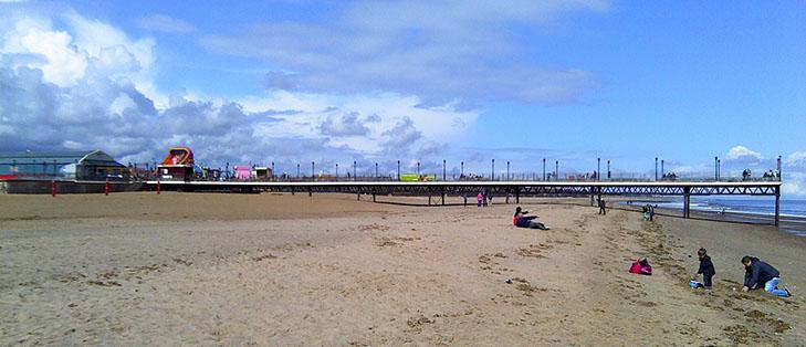 Fishing holidays uk skegness webcam